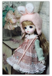 Yosd-Bunny Sister Dress Set 2nd edition for Yosd