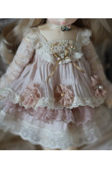 Classic lace dress For YOSD