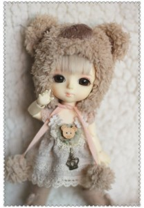 Bear Dress Set For Lati Yellow or Pukifee